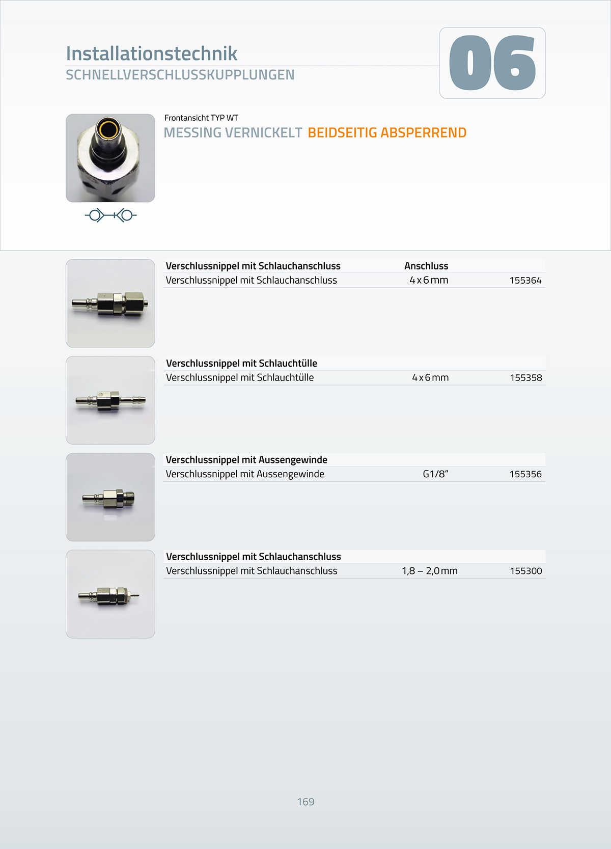 Walther-Kupplungen bestellen