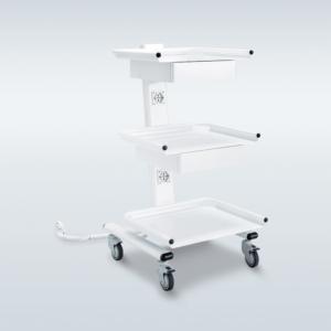 Cart 50 mit 2 Schubladen 100114-A-S2