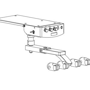 DCI® EDGE Untertischsystem - 124156