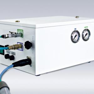 Bodenanschlussbox mobil - C117-ZI