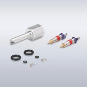 DCI® QUICK-CLEAN VALVE CORE - Reparatur-Kit - Modell 3000 - 123042
