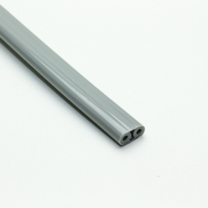 Asepsis 2-Lochschlauch, DCI®DELUXE grau - 120232