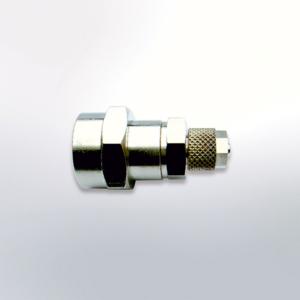 Eckventilverschraubung 3/8 - Innengewinde - 154070